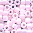 05145 Pale Pink Pebble Beads