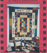 Sleep Tight Quilt Pattern by CMS
