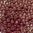 18099 Ruby Size 8 Beads