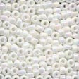 18801 White Opal Size 8 Beads