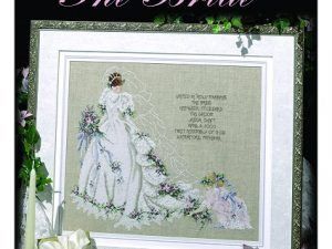 Stoney Creek The Bride  Cross Stitch Pattern