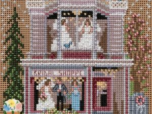 Bridal Shoppe Button & Beads  Mill Hill Kit