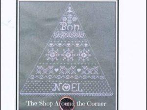 Bon Noel Cross Stitch Pattern