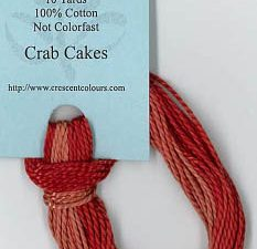 Crab Cakes Classic Colorworks Perle 5