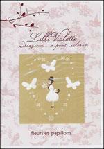 Lilli Violette Fleurs & Papillons