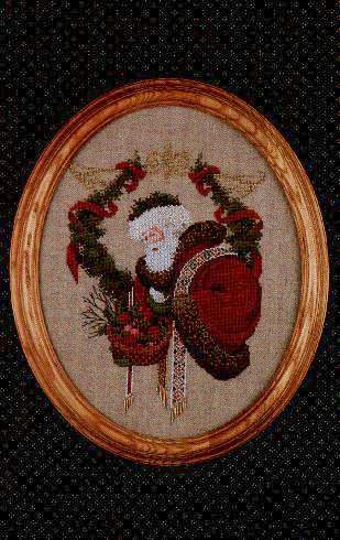 Gift of Peace Cross Stitch Pattern