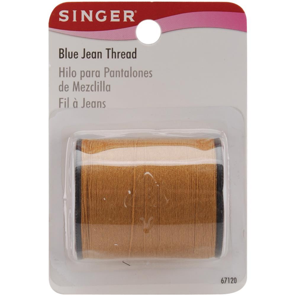 Singer Blue Jean Sewing Thread