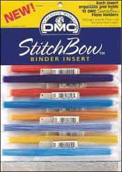 DMC StitchBow Binder Inserts