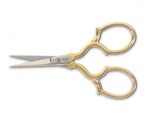 "Gingher Epaulette 31/2"" Embroidery Scissors"
