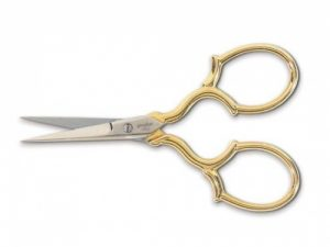 "Gingher Epaulette 31/2"" Embroidery Scissors"