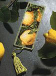 Lemons  Cross Stitch Kit