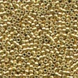 Mill Hill Magnifica Beads 10076 Gold