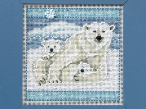 Polar Bears Mill Hill Kit