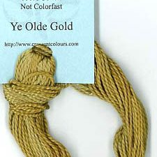 Ye Olde Gold Classic Colorworks Perle 5