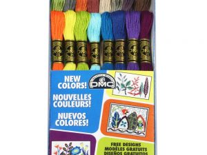 DMC Stranded Cotton New Colours Pack