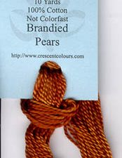 Brandied Pears Classic Colorworks Perle 5