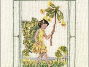 The Cowslip Fairy Cross Stitch Pattern