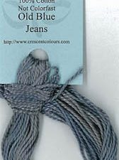 Old Blue Jeans Classic Colorworks Perle 5