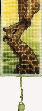 Giraffes Cross Stitch Kit
