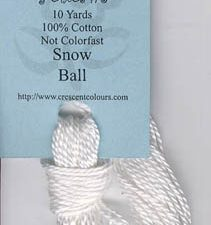 Snow Ball Classic Colorworks Perle 5