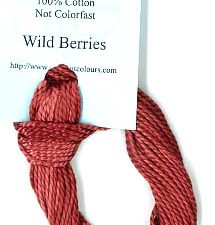 Wild Berries Classic Colorworks Perle 5