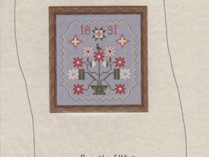 Breath of Winter Cross Stitch Pattern