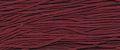 1334 Merlot Weeks Dye Works Floss