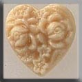 Glass Treasure 12066 Cameo Heart