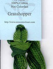 Grasshopper Classic Colorworks Perle 5
