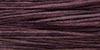 1317 Eggplant Weeks Dye Works Floss