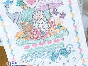 Baby & Children's Cross Stitch Patterns