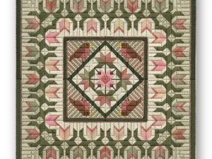 Embroidery & Needlework Patterns & Kits from Various Designers