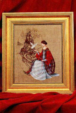Once Upon a Time Cross Stitch Pattern