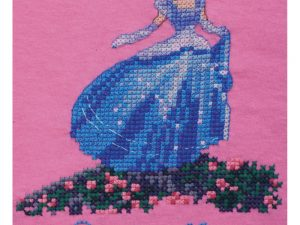 Cinderella Vignette  Cross Stitch Kit