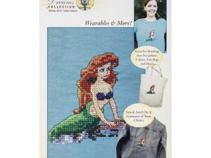 The Little Mermaid Vignette  Cross Stitch Kit