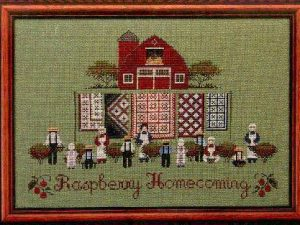 The Quilting Cross Stitch Pattern