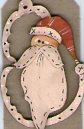 Tis the Season Santa Tag  by Theodora Cleave