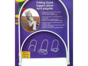 "LoRan Folding Stand 6"" x 9"""