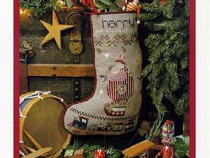 Harry Christmas Stocking Pattern