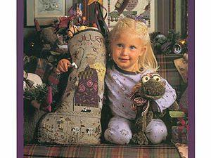 Jillian Christmas Stocking Pattern