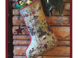 Lula Christmas Stocking Pattern