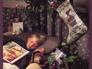 Peter Christmas Stocking Pattern