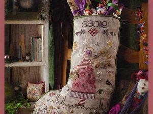 Sadie Christmas Stocking Pattern