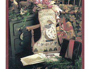 Teri Christmas Stocking Pattern