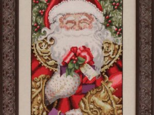 Santa by Mirabilia MD-120 Pattern