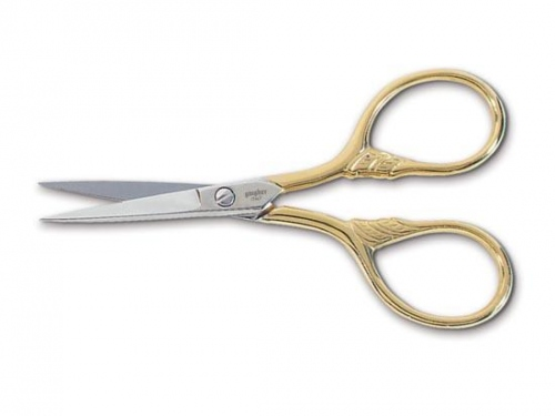 """Gingher 31/2"""" Lion's Tail Embroidery Scissors"""