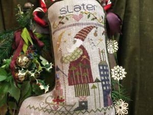 Slater Stocking Kit with CC, WDW & GA