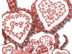 French Country - Hearts 1 JBW 248
