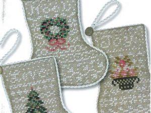 Petite French Stockings JBW270