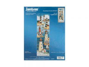 """Lighthouses"" Janlynn Kit 13-0229"